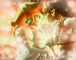 Link X Peach you and me by peachy15