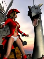 HIGH SEAS PERIL by lordcoyote