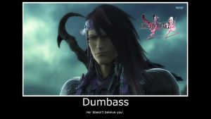 Caius the Dumbass by 4xEyes1987