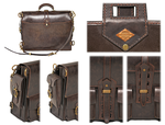 Heirloom Bag Details by Marcusstratus