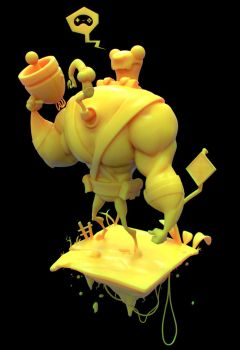 earthworm jim by pabgo