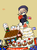 Happy Birthday norway by noeru-sama