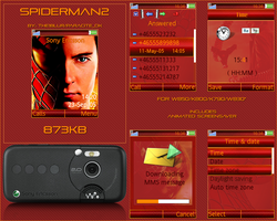 SpiderMan_2 theme by The1Blur