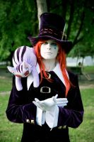 A Witch's tale - Mad Hatter 1 by Megraam