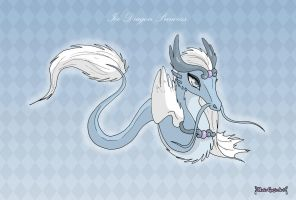 [Closed] Adoptables: Ice Dragon by MySweetQueen