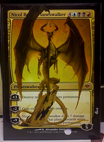 Extended Nicol Bolas, Planeswalker by diemwing