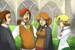 WAS at hogwarts by ZackRI