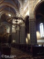 Kathedral in Djakovo(inside) by PerfectFriend