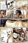 Pariah, MO the graphic novel page 11 by andresjsalazar
