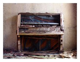 the piano by J-Oliver
