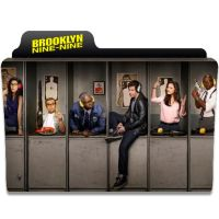 Brooklyn Nine-Nine folder icon by tasbazz