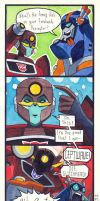TransformersAnimated Perceptor by Dark-WildCat