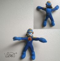 Megaman exe by VictorCustomizer