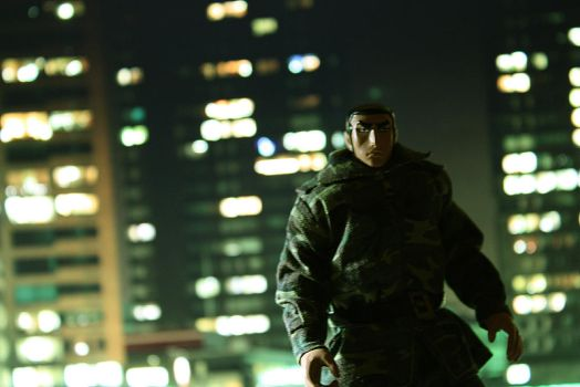 Golgo13 - the midnite job by anjinanhut