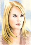 Marg Helgenberger miniature by whu-wei