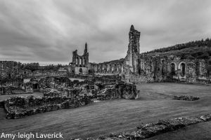 Bylands Abbey by Princess-Amy
