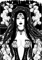 Dark Queen by Lunareth