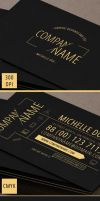 Taska Business Card by khaledzz9