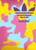 Painting with Adidas by darkparade