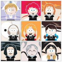 LOGH South Park Style Reich by sky-7
