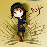Kaname-Chibi version~ by Ace-Of-Shadow