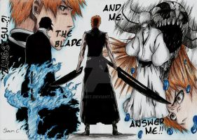 Bleach - The Blade And Me ( Finished ) by NeXusShawn