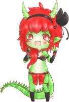 Gaia freebie - Wixi by maicafee