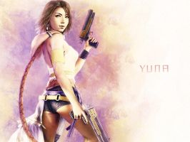 Yuna by xCaliKidx