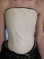 Corset Front by italktotherain