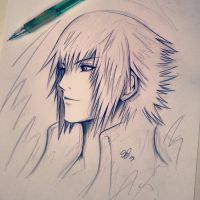 Noctis ff15 by ShelindaArt