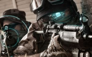 Ghost Recon Future Soldier #10 by DarkApp