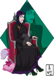 Disney University - Maleficent by Hyung86