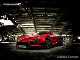 Marussia B3 Concept by Jakusa1