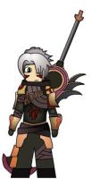 Haseo by ArcticmoonZ