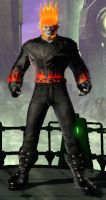 Ghost Rider (DC Universe Online) by comix-fan