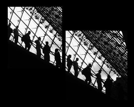 The Louvre Mystery by NowPictured