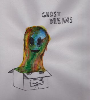 Ghost Dreams by lainerain