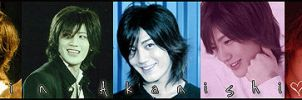 Colorbar Jin Akanishi by Fridacoustic