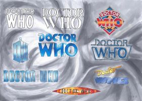Doctor Who- 50 Years by SpecialWeaponsDalek