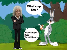 They still fight to stop the badger cull... by Oceansoul7777