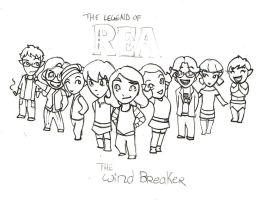 Legend of Rea by TwiggyMcBones