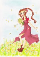 Aerith - My paradise by Yumeih