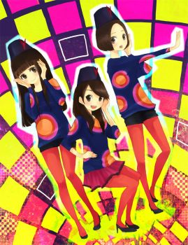Perfume - Nee by LoveSoup