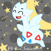 31 - Togetic by crystalkirby
