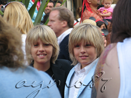Dylan and Cole by aymo87