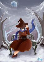 The stray witch by recente