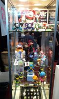 NYCC 2013 - Various Toys on Display by DestinyDecade