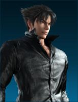 Jin Kazama by dragonsnap24
