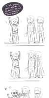 Thor Tdw by blargberries