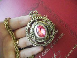 Amulet of Magic by Hidden-Treasury